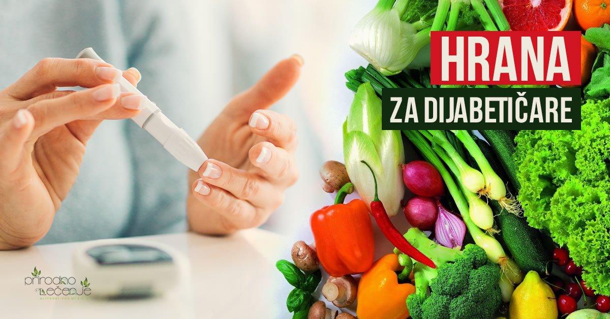 hrana za dijabeticare