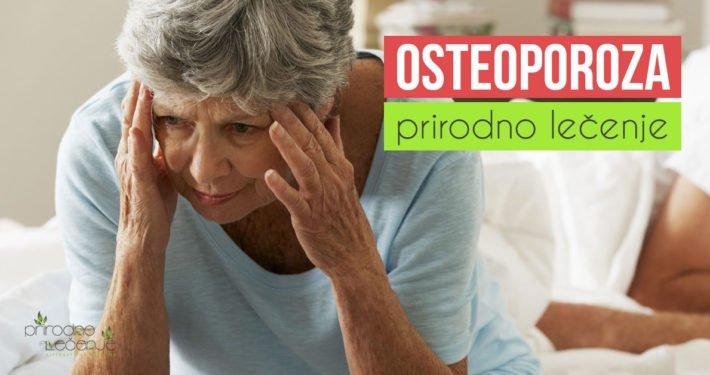 Prirodno lecenje osteoporoze