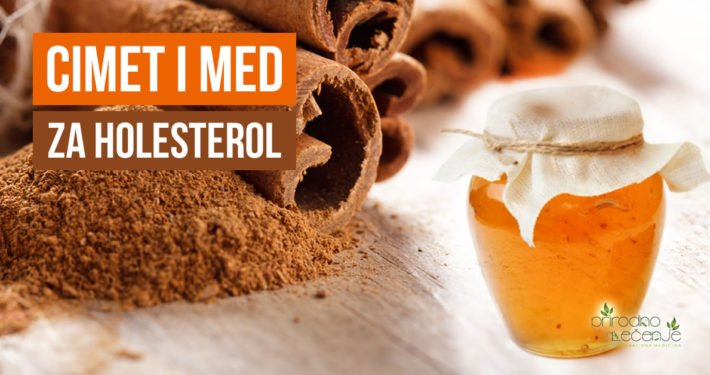 Cimet i med za holesterol